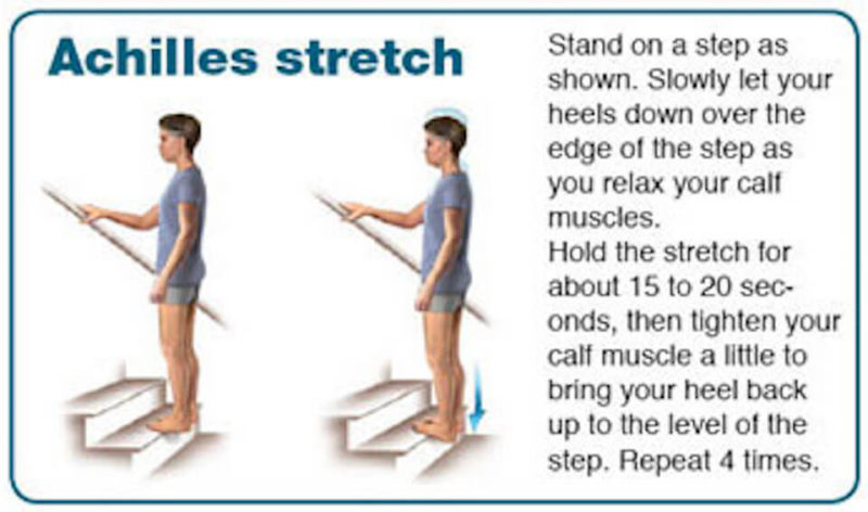 Achilles Tendinopathy - Prevent And Heal It