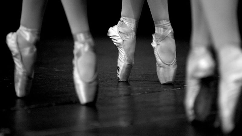 Straight to the Pointe!