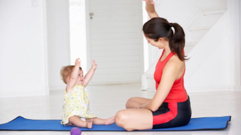The Post-Partum Mom's Return to Exercise – The Mess We're Starting With