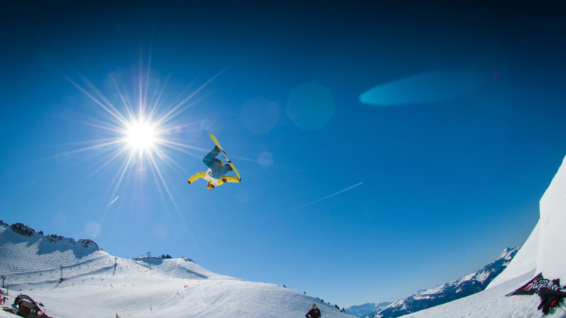 Lower Your Risk Of Injury On The Slopes