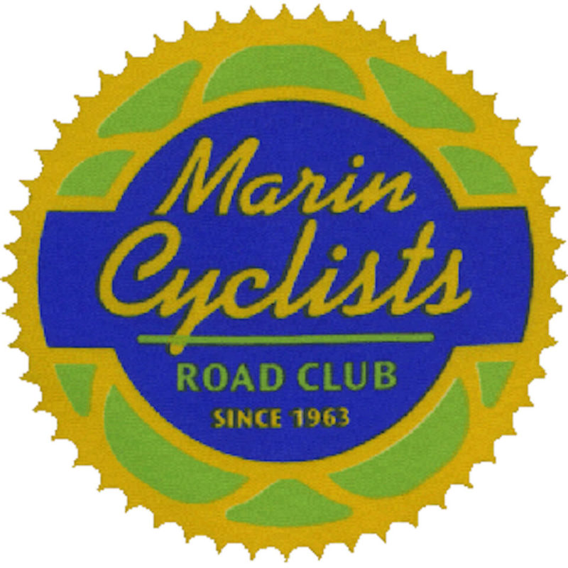 Sponsee: Marin Cyclists Club